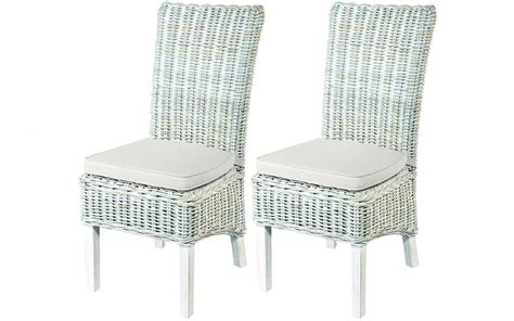 mystique high back dining chair white wash set of 2