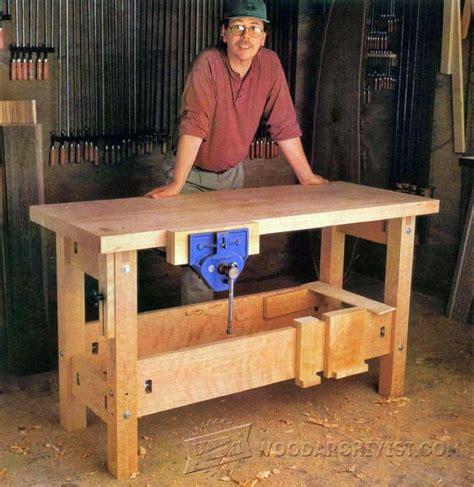 making  workbench woodarchivist
