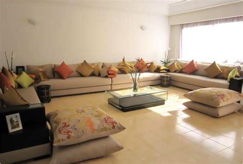 canapé luxe tissu la tapisserie marocaine de salon