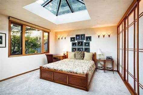beautiful skylight bedroom designs  real enjoyment