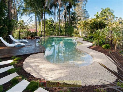 pebble garden designs decorating ideas design
