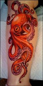 How To Chose a Fantastic Octopus Tattoo
