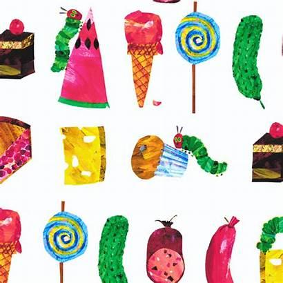 Hungry Caterpillar Very Printables Eric Carle Saturday