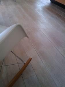 blanchir parquet parquet contrecoll coller en chne With blanchir parquet