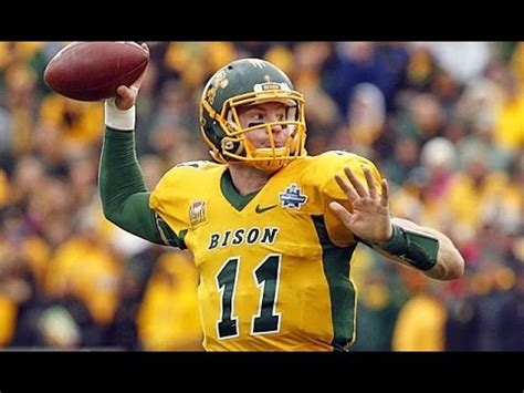 carson wentz scouting report  nfl draft profile