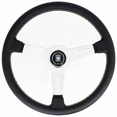 Steering Nardi Wheel Classic Grey Leather Spokes