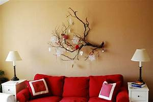 Tree branch decoration diy decor
