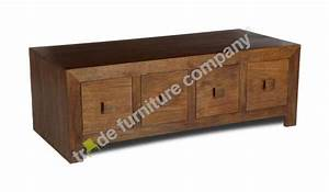 Dakota dark trunk coffee table solid wood furniture for Dark wood trunk coffee table
