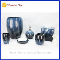 dark blue bathroom accessories walmart bath sets resin