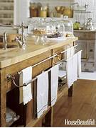 Vintage Kitchen Island Unique Design Unique Kitchen Islands Kitchen Island Design Ideas House Beautiful
