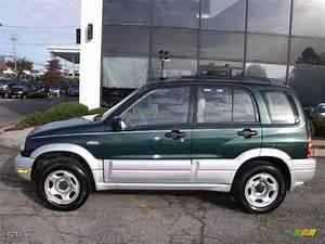 Grove Green Metallic 2000 Suzuki Grand Vitara Jlx 4x4