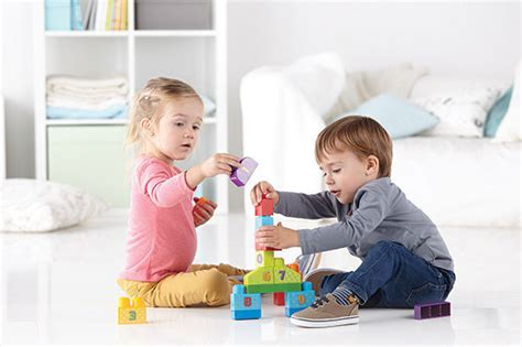 Child's Play How To Encourage Sharing From A Young Age