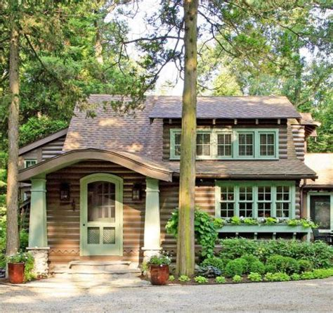 cottages for in michigan lake michigan cabin makeover midwest living
