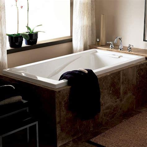 evolution   deep soak bathtub american standard