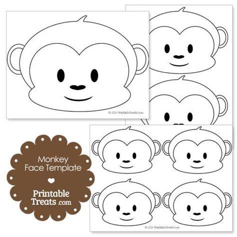 Cute Men Templates by 25 Best Ideas About Monkey Template On Pinterest Monkey