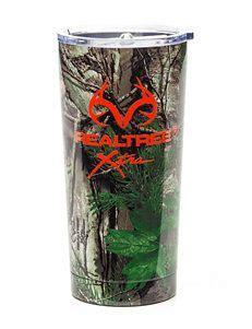 Realtree 20 oz Camo Print Tumbler $11 99 Coffee mug