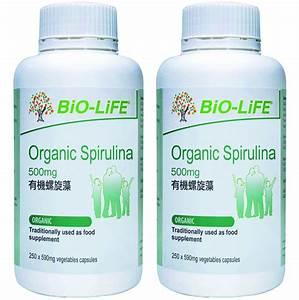 Biolife Spirulina For Sale
