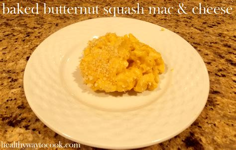 butternut squash mac and cheese cooking light recipe baked butternut squash mac and cheese fresh