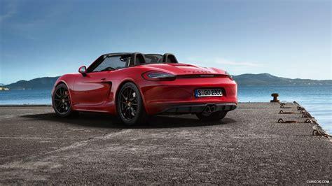 2018 Porsche Boxster Gts Caricoscom