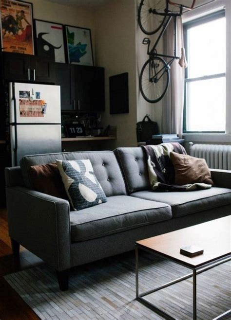 bachelor pad living room ideas  men masculine