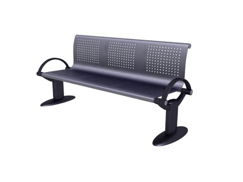 waiting area chair waiting bench 3d model 3dsmax files