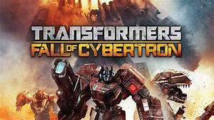 Transformers Fall Of Cybertron : transformers fall of cybertron trailer youtube ~ Medecine-chirurgie-esthetiques.com Avis de Voitures