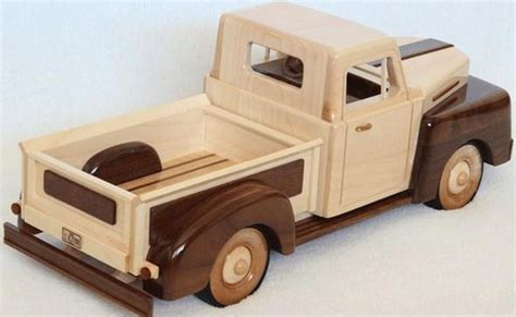 Wooden Action Toys Plans