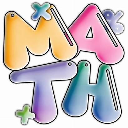 Math Clipart Maths Clip Mathematics Clipartix