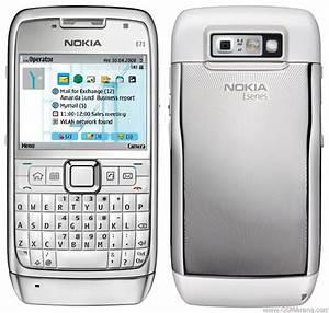 Mobile Mania: Nokia E63 white