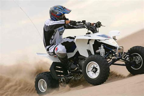 Suzuki Quadracer R450 by 2007 Suzuki Quadracer R450 Review Top Speed