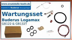 Buderus Logamax Plus Gb152 : gb132 gb152 gb152t wartungsset youtube ~ Eleganceandgraceweddings.com Haus und Dekorationen