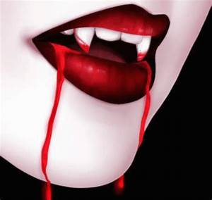 How to Draw Vampire Teeth