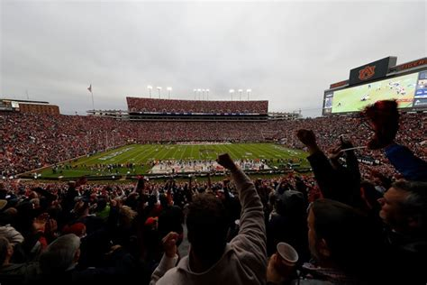 View Georgia And Auburn Football Game  News