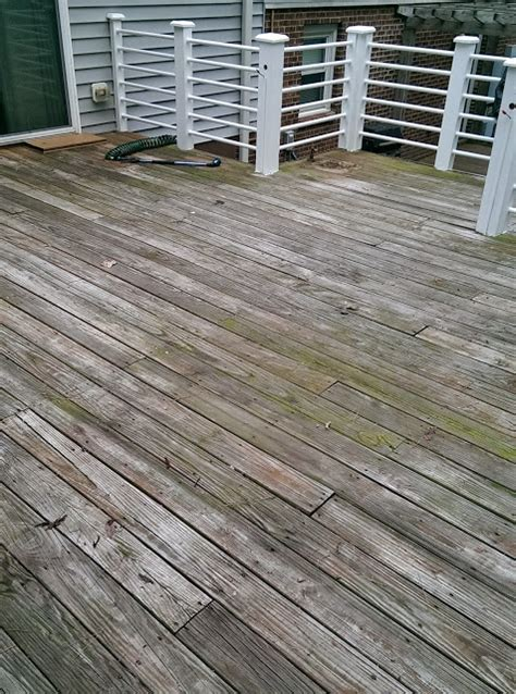 Pre Treated Deck Boards