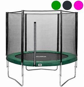 Hudora Trampolin 305 Ersatzteile : salta trampolin 305 cm mit sicherheitsnetz trampoline ~ Frokenaadalensverden.com Haus und Dekorationen