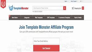 Templatemonster powerpoint funtik parikru for Template monster affiliate program
