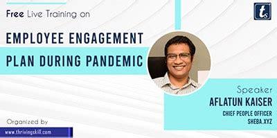 Employee Engagement Plan During Pandemic – thrivingskill