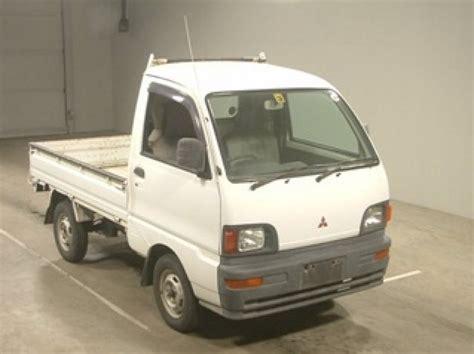 mitsubishi minicab mitsubishi minicab truck 1997 used for sale