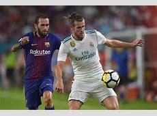 Real Madrid vs Manchester United team news Gareth Bale