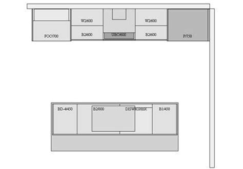 galley kitchen with island layout galley kitchen floor plans home design and decor reviews