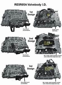 Transmission Valve Body 4l60e Solenoid Locations