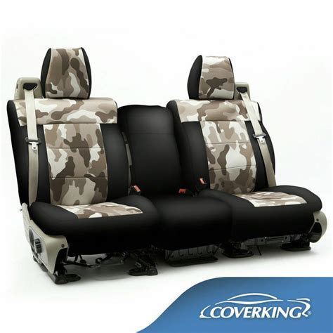 coverking neosupreme traditional camo front seat covers