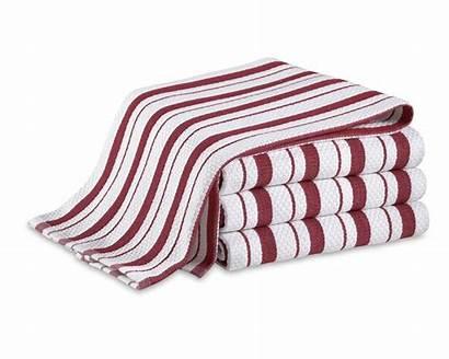 Sonoma Williams Towels Striped Claret Classic Multi