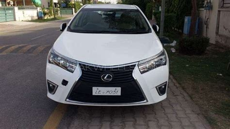 lexus corolla front bumper with grill corolla 2016 lexus style for sale