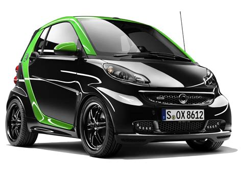 Smart Unveiling Brabus Edition Fortwo Ev E Bike In Geneva