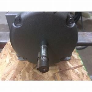 Unused 1  3 Hp Baldor Industrial Ac Single Phase Motor 56