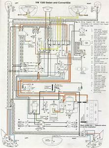 Diagrama Electrico Vocho 1981