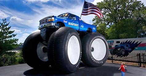 Video 9 8 Meterlanger Monster Truck St 252 Rmt Ins Guinness