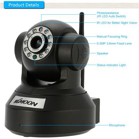 pp wifi wireless ir night vision cctv security network ip