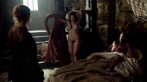 Naked Lise Slabber In Black Sails